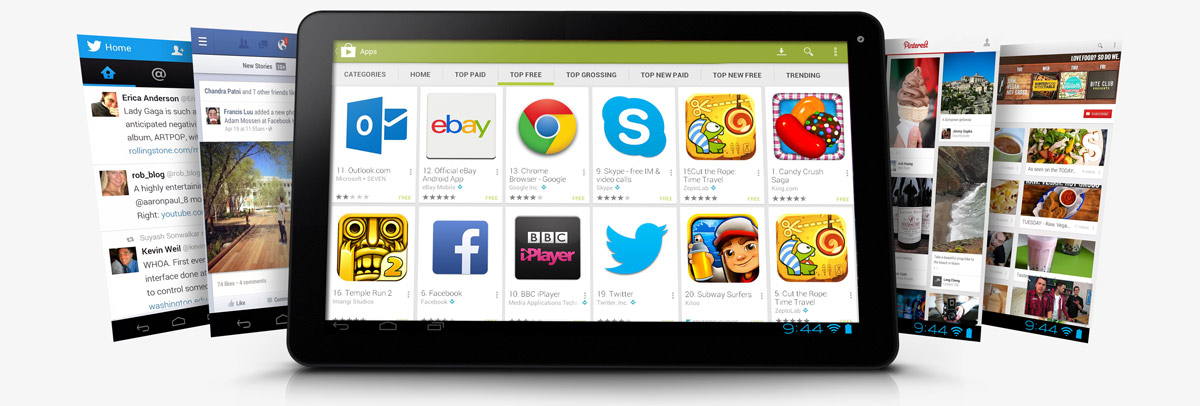 10-inch-GoTab-Lite-GBT10L-BK-Android-Jelly-Bean-Cheap-Tablet-FrontLeaning-Gmail