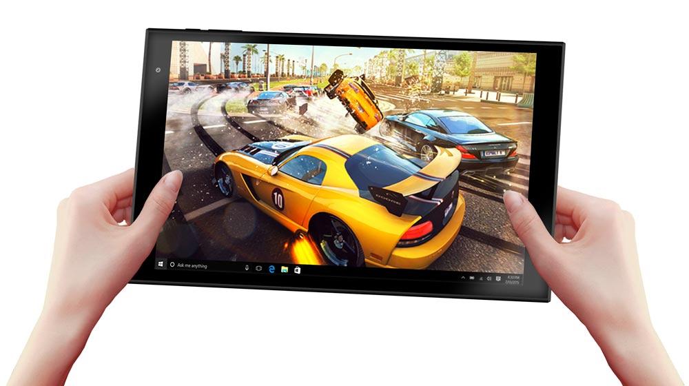 10in-GoTab-GW10-Windows-10-Tablet+hand-asphalt