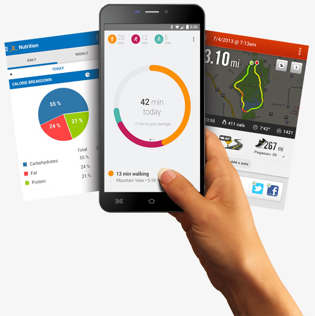 6''-GoFone-GF60-Android-KitKat-SmartPhone-Mobile-Phone-Health-Fitness