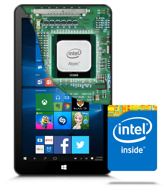7''-GoTab-GW7-Windows-10-Tablet-Portrait-Front-Intel-Atom