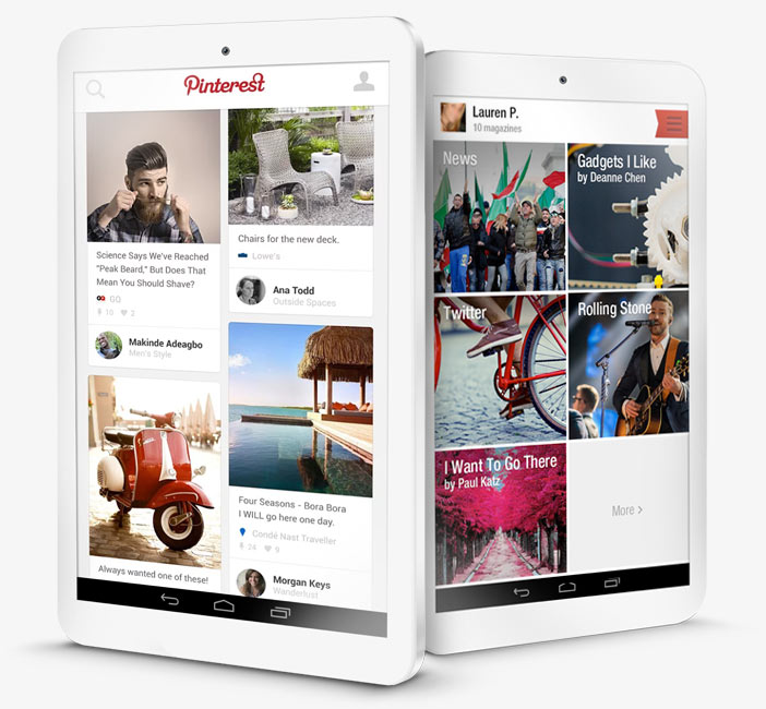 7in-GoTab-GTD7-C-White-Front-LHS-flipboard-pinterest-general-interest-apps-grey