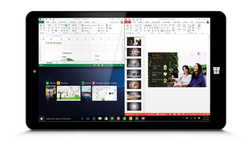 8''-GoTab-GW8-Windows-10-Tablet-landscape-multi-do-multi-tasking