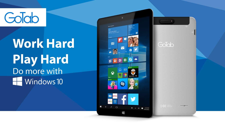 8'' GoTab-GW8-Windows-10-Tablet-hero-banner-cheap-tablet-best-tablet