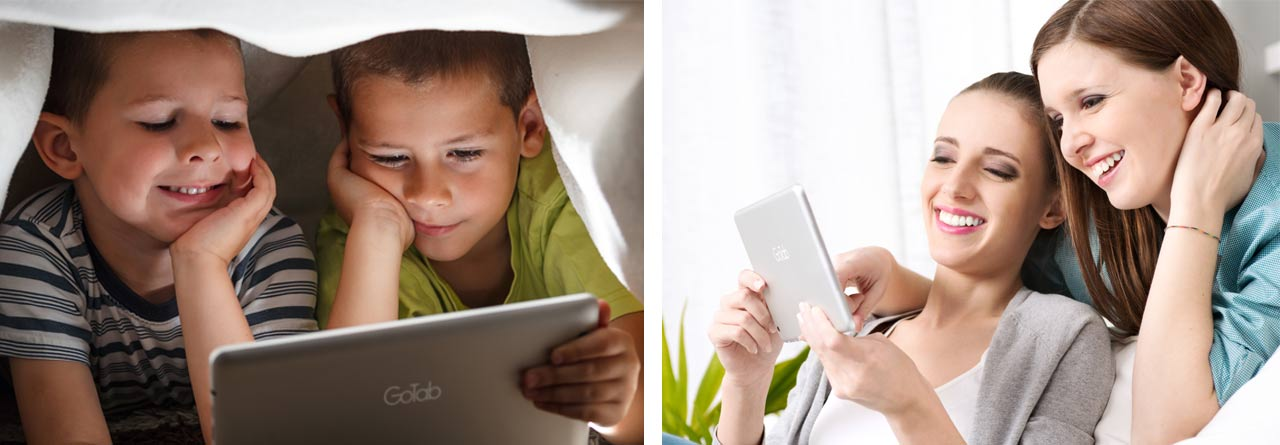 9''-GoTab-GT9X-Android-KitKat-Tablet-happy-families