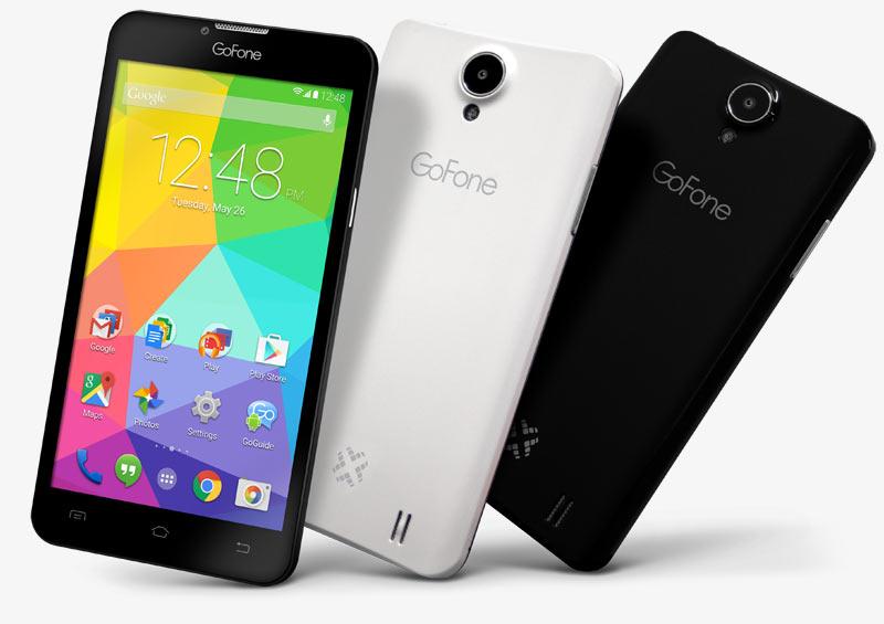 fcbd821c0 5 inch GoFone Android KitKat 3G Smart Phone GF50 - Go