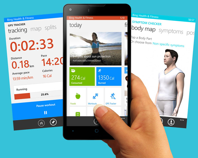 GoFone-GF47W-Windows-Mobile-8-Smartphone-Hand-Holding-fitness-health-combo