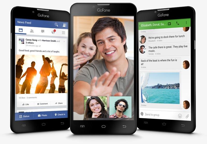 GoFone-GF50X-Android-KitKat-social-media-facebook