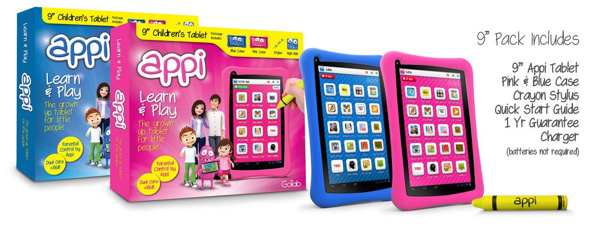 GoTab-Appi-Childrens-tablet-Giftbox-contents-9-inch-GTA9