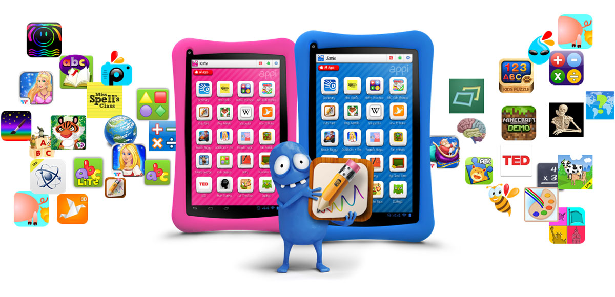 GoTab-Appi-best-Childrens-tablet-learn-languages-millions-of-apps