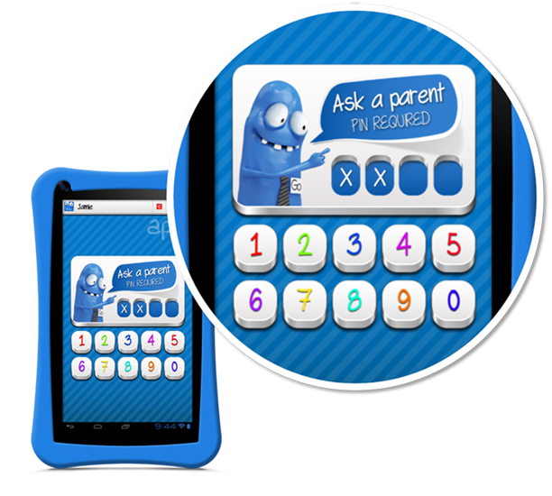 GoTab-Appi-best-Childrens-tablet-parental-control-software-PIN-password