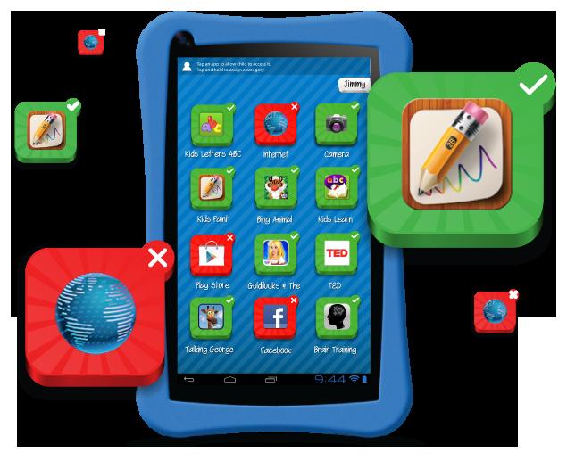 GoTab-Appi-best-Childrens-tablet-parental-control-software-block-apps