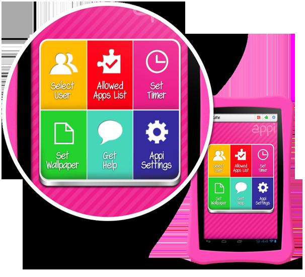 GoTab-Appi-best-Childrens-tablet-parental-control-software-settings-menu