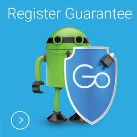 Register your GoTab Guarantee