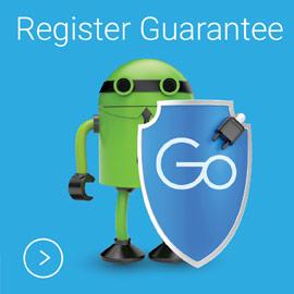 Register your GoTab Guarantee
